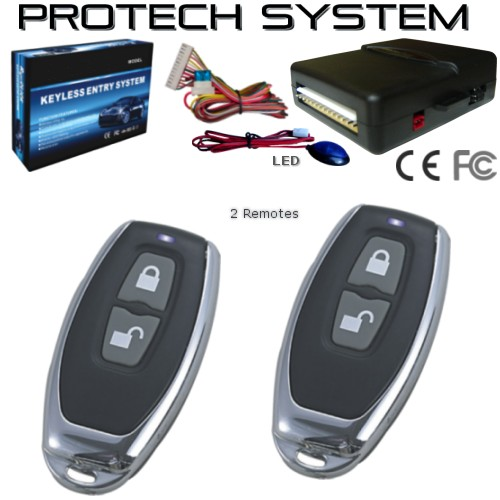 Remote Keyless Entry System for car central lock KE698-ULTIMATE